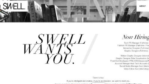 SWELL Innovative Full-Service Creative Agency