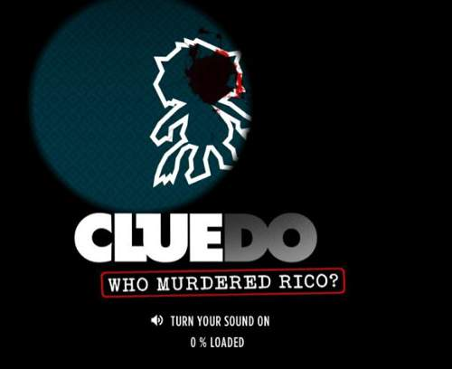 Air New Zealand CLUEDO - Who Murdered Rico