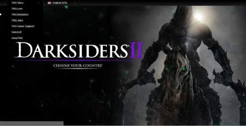 Darksiders Your Last Days - 《黑暗统领》游戏网站