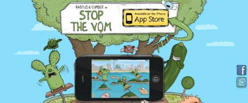 Stop The Vom for iPhone and iPod Touch